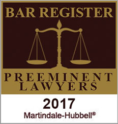 Bar Register Preeminent Lawyers 2014